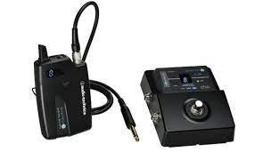 System 10 Stompbox Digital Wireless System Demo Wireless System Audio Technica System