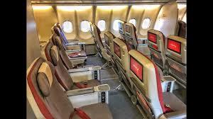Iberia Premium Economy Airbus A340 600 Lhr Mad