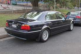 BMW Convertible bmw 740il 2000 : File:2000 BMW 740iL (E38) sedan (27204434416).jpg - Wikimedia Commons