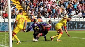 Sivasspor 2 - 3 Göztepe maç özeti | Sivasspor Göztepe maç özeti