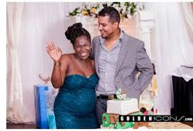 Image result for uche jombo and husband pictures