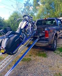 CruiserRamp Motorcycle Pickup Loader – Fastmaster Products
