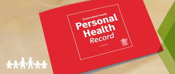 Personal Health Record Red Book Childrens Health Queensland