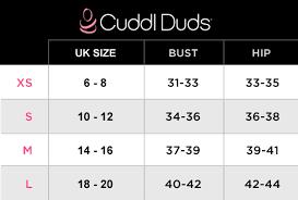 14 Cuddl Duds Size Chart Chart Paketsusudomba Co Cuddl