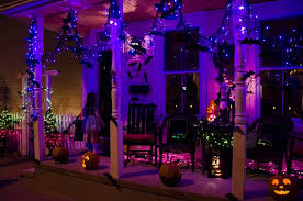 diy halloween lighting. halloween table decorations diy lighting