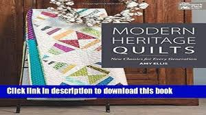 PDF] Horses For Dummies Online Book - Video Dailymotion & [PDF] Modern Heritage Quilts: New Classics for Every Generation Full  Textbook Adamdwight.com