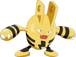 Pokemon 2239 Shiny Elekid Pokedex Evolution Moves
