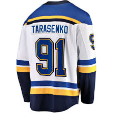 St Cup Away Vladimir Tarasenko Stanley Player Blues Louis Champions 2019 Breakaway Jersey White -|High 10 San Francisco 49ers Of All Time