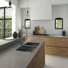 Plan De Travail Cuisine Pierre Beau Gres Cerame Plan De Travail Cuisine  Maison Design Bahbe