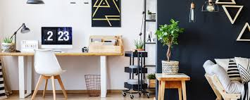 home office design cool office space. Turn A Spare Room Into Your Dream Home Office Home Office Design Cool Space