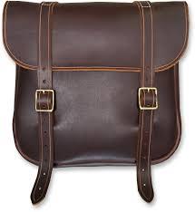 nash brown brass buckle leather sancho motorcycle saddlebag for harley davidson jt s cycles