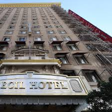 Canadian college student elisa lam was seen cautiously stepping in and out of an elevator in downtown los angeles' cecil hotel, pressing multiple buttons for multiple floors, before she started to wave her hand outside the elevator and walked away. Cecil Hotel S Dark History Murder Horror And Bizarre Unsolved Elisa Lam Conspiracy Irish Mirror Online