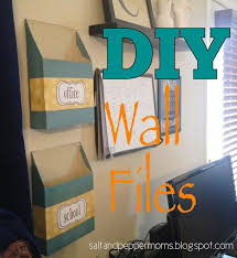 hanging wall organizer office. a cereal box covered in scrapbook paper to organize papers and files could also cut hanging wall organizer office t