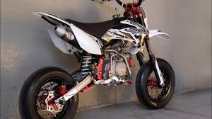 top 5 pit bike motard piu belle youtube