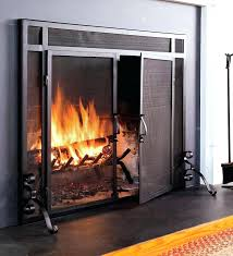 fireplace door replacement parts marco wood burning swivel out cabinets for those hard to reach back
