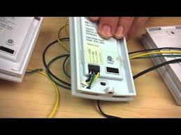 how to wire a power module to a floor heating system youtube Ditra Heat Thermostat Wiring Diagram how to wire a power module to a floor heating system schluter ditra heat thermostat wiring diagram