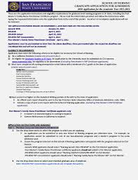 Good Nursing School Application Resume Resume Template For Free