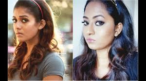 nayanthara inspired makeup look naanum rowdy thaan beauty maven