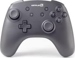 <b>Геймпад Artplays NS45</b>, для Nintendo Switch, черный — купить в ...