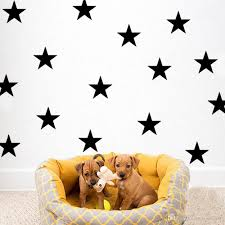 star wall stickers decals diy pvc black star wall decor wallpaper wall stickers nursery baby room decoration nordic eco friendly decor stickers for walls