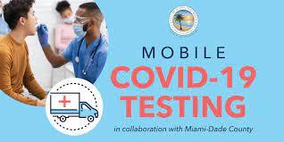mobile covid 19 testing in sunny isles