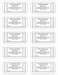 Template Raffle Tickets Free Download Ticket Generator Software Free Download Umbrello Co