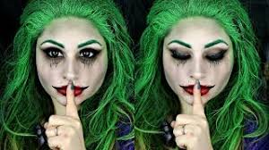 squad female joker halloween