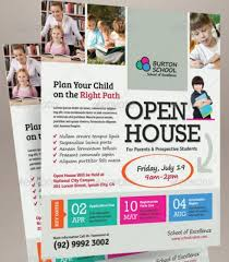 open house flyers template 9 best open house flyer templates word templates com ms free