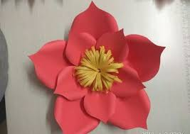 Paper Flower Suppliers Paper Flower Giant Paper Flower Manufacturer From Indore
