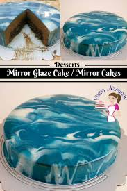 mirror glaze or mirror glaze cakes are also known as shiny cakes are the
