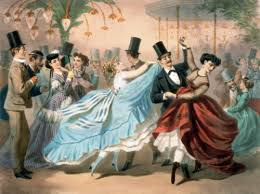 Танцы в веке Полька