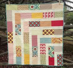 84 best quilts with layered cake squares images on Pinterest ... & Layer Cake Quilt - would like to do this pattern with some of my Japanese  fabrics Adamdwight.com