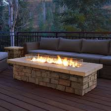 new propane fire pit outdoor concept fire pit tables