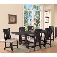 modus yosemite 7 piece rectangular dining table set with wood chairs