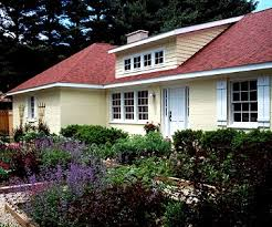 exterior color schemes with red roof. 11 ways to add color your exterior schemes with red roof
