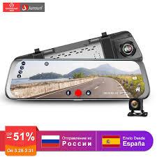 "Junsun Special ADAS Car Android <b>Mirror</b> 4G DVR Camera <b>10</b>"" Auto ..."