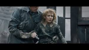 sophie nelisse did a marvelous job as liesel meminger in the book  sophie nelisse did a marvelous job as liesel meminger in the book thief