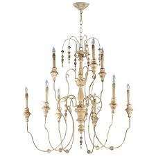 elegant french country chandelier french country chandelier distressed painted wood lighting french country chandelier