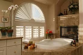 blinds for bathroom window
