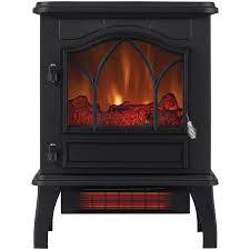 hampton bay electric fireplace owner