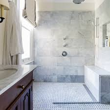 Wet room tiles and seat wet rooms