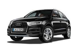 audi a7 blacked out. audi q3 a7 blacked out
