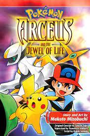 Pokémon: Arceus and the Jewel of Life Vol. 1 - (EU) Comics by comiXology