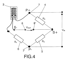 component quarter bridge strain gauge a high precision ac patent us7398602 dendrometer google patente formula us07398602