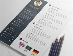 Creative Resume Templates Free Download Gentileforda Com