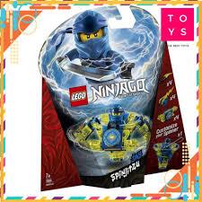 LEGO® NINJAGO Con Quay Lốc Xoáy Sấm Sét 70660 .