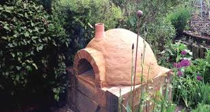 outdoor fireplace brick oven how to build a wood fired pizza oven delicious