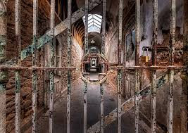 """Walter Arnold Photography - """"The Medical Ward"""" - Eastern State Penitentiary  