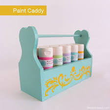 paint caddy a great way to carry all your favorite paint
