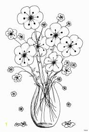 Easy Printable Flower Coloring Pages Easy Flower Coloring Pages